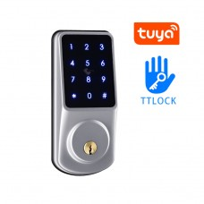 Security Home Wifi APP Smart Door Lock Electronic Deadbolt Lock  A220 TTlock