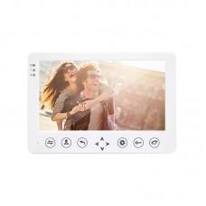 Smart door phone KIT  34202-CR60 Balck +34715EMB White